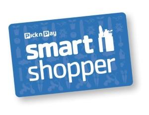 Pick n pay smart shopper card